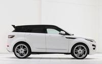 2012 Land Rover Range Rover Evoque wallpaper 1920x1200 jpg