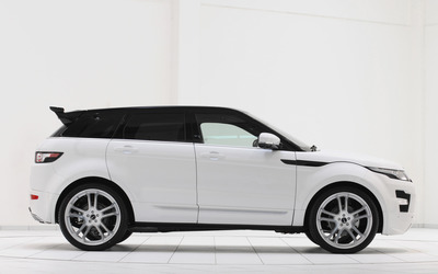 2012 Land Rover Range Rover Evoque wallpaper