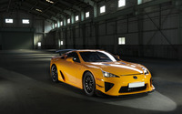 2012 Lexus LFA wallpaper 1920x1200 jpg