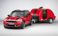 2012 MINI Cowley Caravan wallpaper 1920x1200 jpg