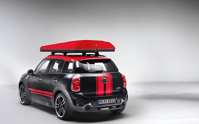 2012 MINI Cowley Caravan [4] wallpaper