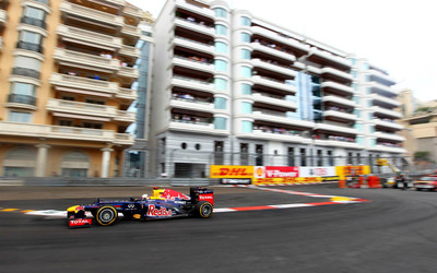 2012 Monaco Grand Prix wallpaper