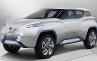 2012 Nissan Terra FCEV Concept wallpaper 1920x1080 jpg