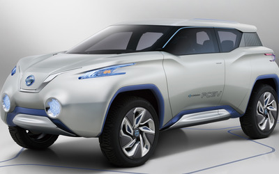 2012 Nissan Terra FCEV Concept wallpaper