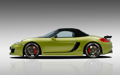 2012 Porsche Boxster SP81-R wallpaper