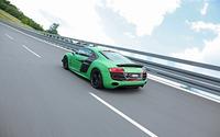 2012 Racing One Audi R8 back side view wallpaper 2560x1600 jpg