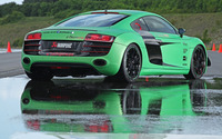 2012 Racing One Audi R8 back view wallpaper 2560x1600 jpg