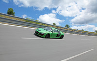 2012 Racing One Audi R8 on the road wallpaper 2560x1600 jpg