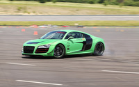 2012 Racing One Audi R8 racing wallpaper 2560x1600 jpg