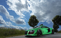 2012 Racing One Audi R8 V10 [9] wallpaper 1920x1200 jpg