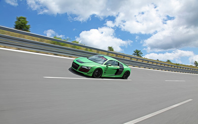 2012 Racing One Audi R8 V10 [12] wallpaper