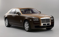 2012 Rolls-Royce Ghost wallpaper 1920x1200 jpg