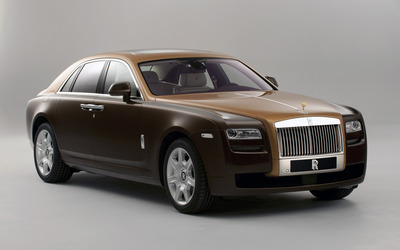 2012 Rolls-Royce Ghost wallpaper