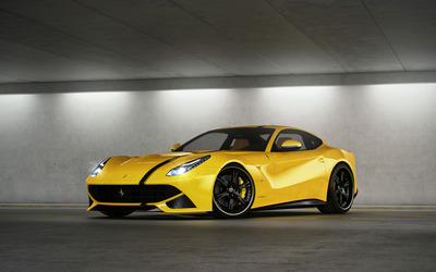 2012 Wheelsandmore Ferrari F12 Berlinetta wallpaper