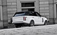 2013 A Kahn Design Land Rover Range Rover back side view wallpaper 2560x1600 jpg