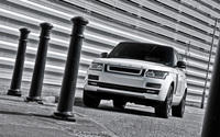 2013 A Kahn Design Land Rover Range Rover front side view wallpaper 2560x1600 jpg