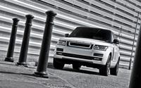 2013 A Kahn Design Land Rover Range Rover front side view wallpaper 2560x1600 jpg
