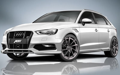 2013 ABT Audi AS3 Sportback wallpaper