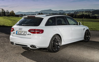2013 ABT Audi AS4 back side view wallpaper 1920x1200 jpg