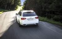2013 ABT Audi AS4 back view wallpaper 1920x1200 jpg