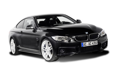 2013 AC Schnitzer BMW 4 Series Coupe wallpaper