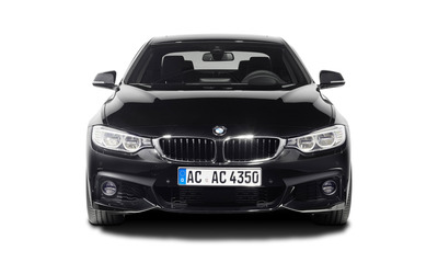 2013 AC Schnitzer BMW ACS4 front view wallpaper