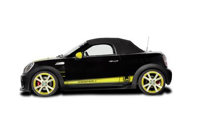 2013 AC Schnitzer Mini Cooper S Roadster [5] wallpaper