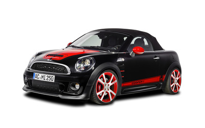 2013 AC Schnitzer Mini Cooper S Roadster wallpaper