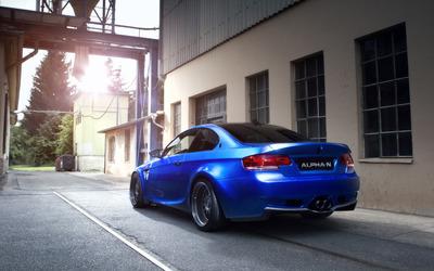 2013 Alpha-N BMW M3 [7] wallpaper