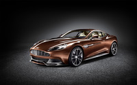 2013 Aston Martin AM 310 Vanquish [4] wallpaper 1920x1200 jpg