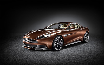 2013 Aston Martin AM 310 Vanquish [4] wallpaper