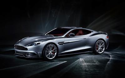 2013 Aston Martin AM 310 Vanquish wallpaper