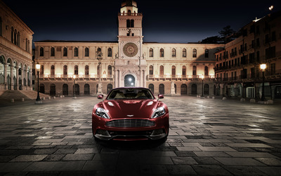 2013 Aston Martin AM 310 Vanquish [3] wallpaper