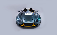 2013 Aston Martin CC100 Speedster wallpaper 1920x1200 jpg
