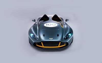 2013 Aston Martin CC100 Speedster wallpaper