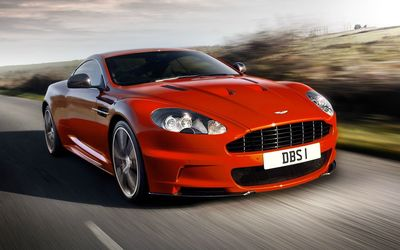 2013 Aston Martin DBS wallpaper