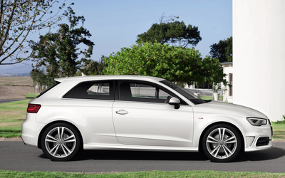 2013 Audi A3 Hatchback wallpaper
