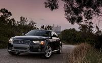 2013 Audi Allroad wallpaper 1920x1200 jpg
