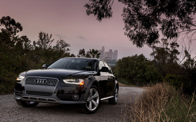 2013 Audi Allroad wallpaper