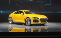 2013 Audi Quattro [2] wallpaper 2560x1600 jpg