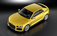 2013 Audi Quattro [3] wallpaper 2560x1600 jpg