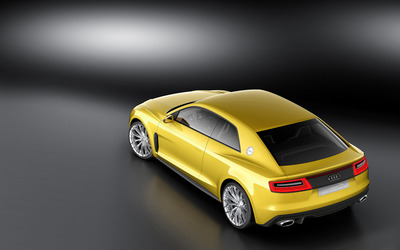 2013 Audi Quattro [6] wallpaper