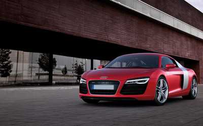 2013 Audi R8 V10 Coupe [3] wallpaper