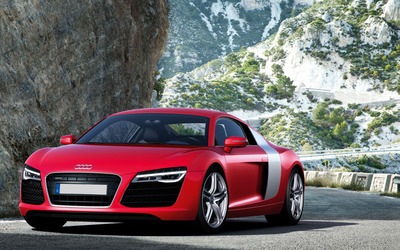 2013 Audi R8 V10 Coupe wallpaper