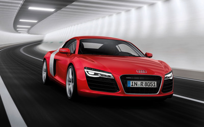 2013 Audi R8 V10 Coupe [2] wallpaper