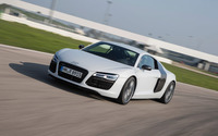 2013 Audi R8 V10 Coupe [6] wallpaper 2560x1600 jpg