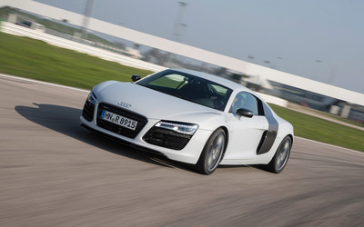 2013 Audi R8 V10 Coupe [6] wallpaper