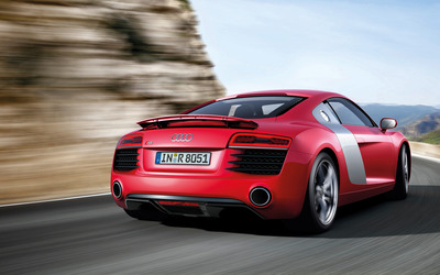 2013 Audi R8 V10 Coupe [12] wallpaper
