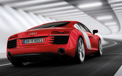2013 Audi R8 V10 Coupe [8] wallpaper