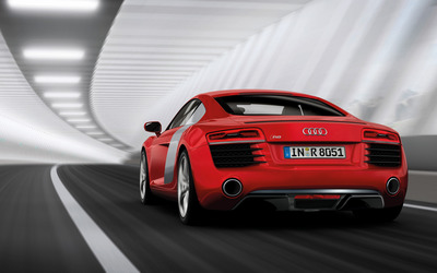 2013 Audi R8 V10 Coupe [9] wallpaper